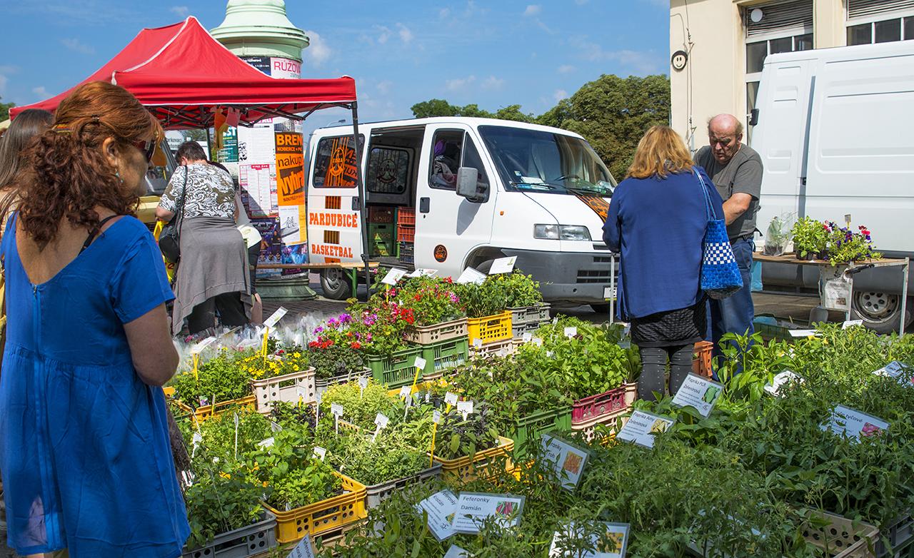 Farmářské trhy Karlovy Vary