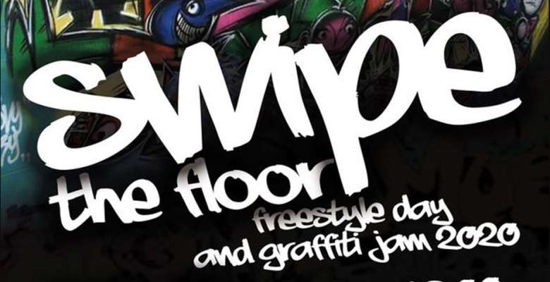 Swipe the Floor - Freestyle Day and Graffiti Jam 2020
